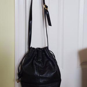 Giani Bernini Drawstring Bucket Bag